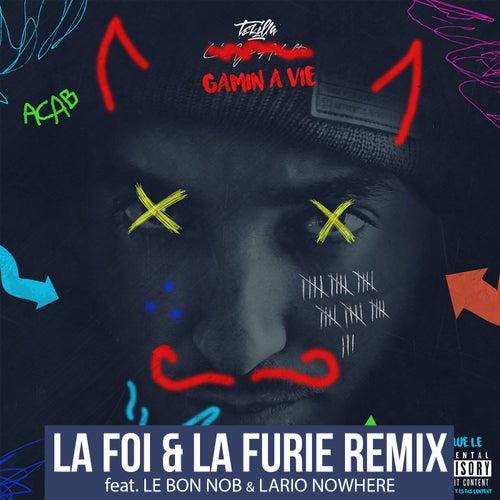 La foi & la furie (Remix) de Tekilla