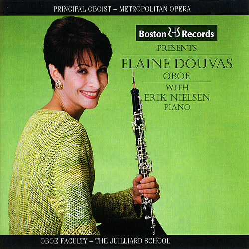 Elaine Douvas: Oboe van Elaine Douvas