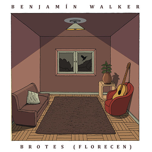 Brotes (florecen) by Benjamín Walker