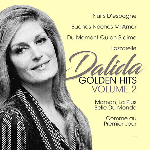 Golden Hits Vol.2 de Dalida