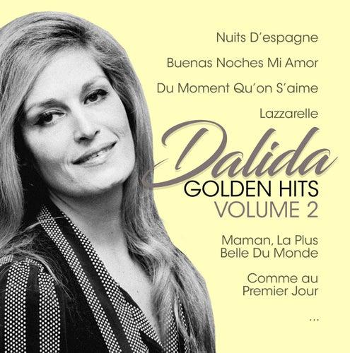 Golden Hits Vol.2 von Dalida