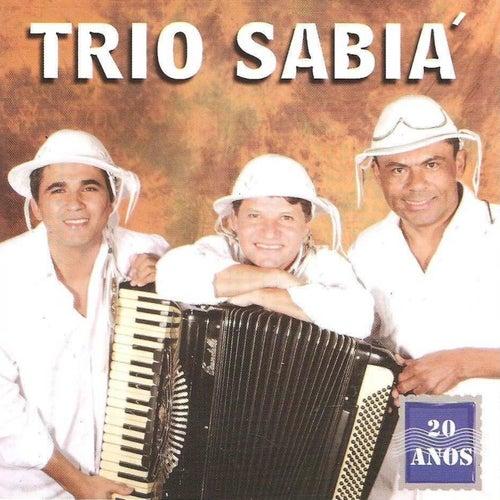 20 Anos von Trio Sabiá