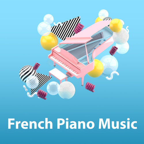 French Piano Music van Claude Debussy