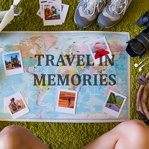 Travel in Memories - Relaxing Instrumental Jazz Music Collection de Relaxing Instrumental Music