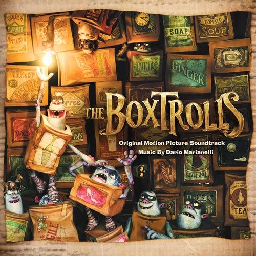 The Boxtrolls (Original Motion Picture Soundtrack) de Dario Marianelli