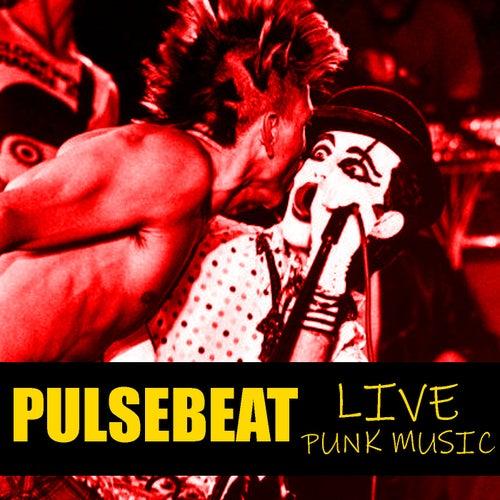 Pulsebeat Live Punk Music de Various Artists