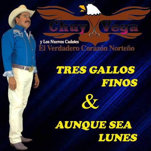 Tres Gallos Finos & Aunque Sea Lunes by Chuy Vega