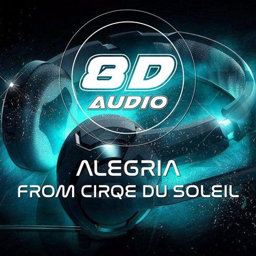 Alegria de 8D Audio Project