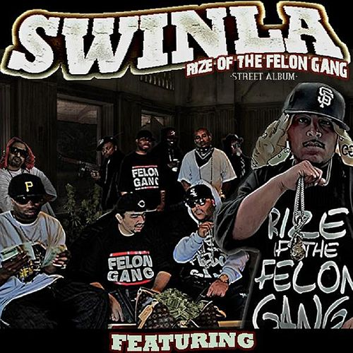 Rize Of The Felon Gang de Swinla