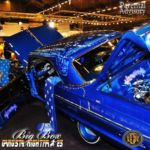 Gangsta Nightmares by Legitimate Crimez Records
