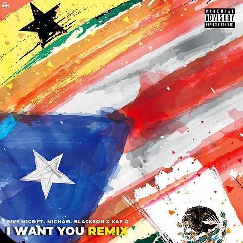 I Want You Remix de 5ive Mics
