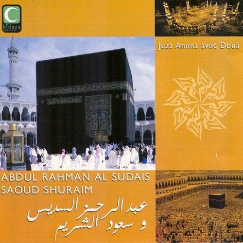 Juzz Amma and Doua van Abdul Rahman Al Sudais