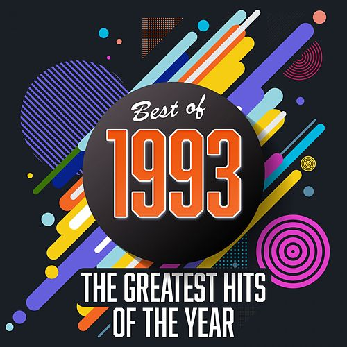 Best of 1993: The Greatest Hits of the Year de Various Artists