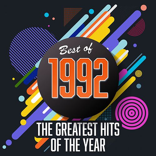 Best of 1992: The Greatest Hits of the Year de Various Artists
