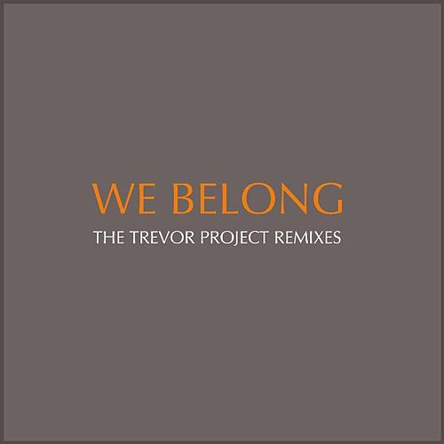 We Belong - The Trevor Project Remixes van Matt Zarley