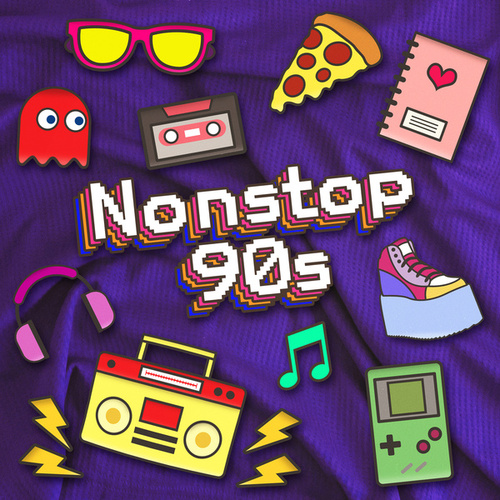 Nonstop 90s by Various Artists