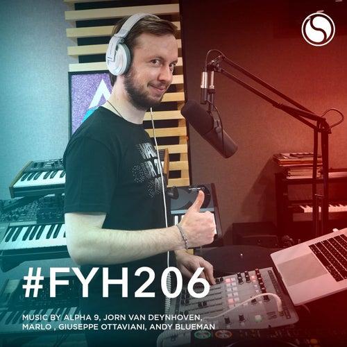 Find Your Harmony Radioshow #206 von Andrew Rayel