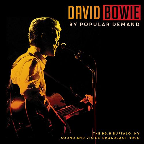 By Popular Demand by David Bowie