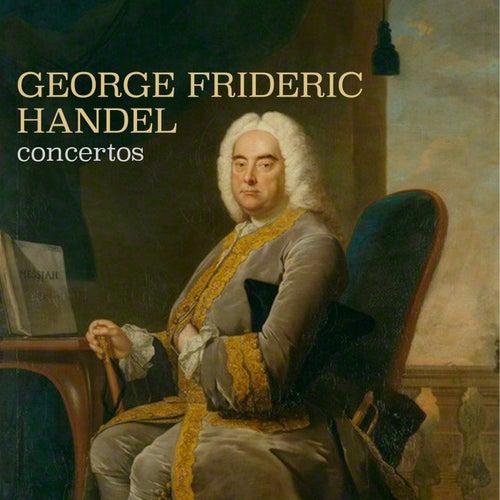 Handel: Concertos de Trevor Pinnock