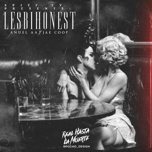 Lesbihonest  (feat. Jae Coop) de Anuel Aa