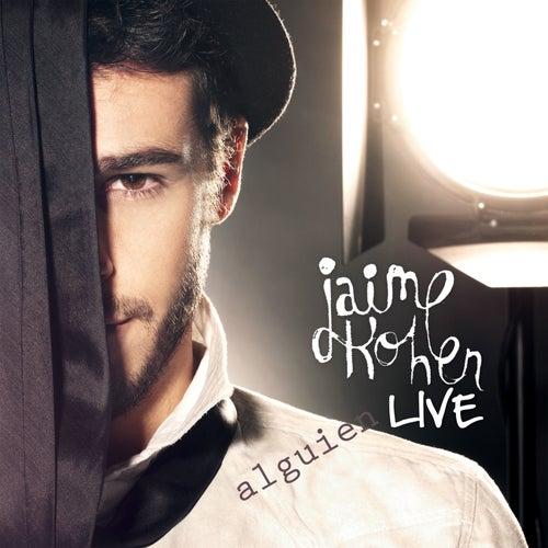 Alguien (Live) (Acústico) by Jaime Kohen