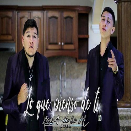 Lo Que Pienso de Ti by Los 4 de la M