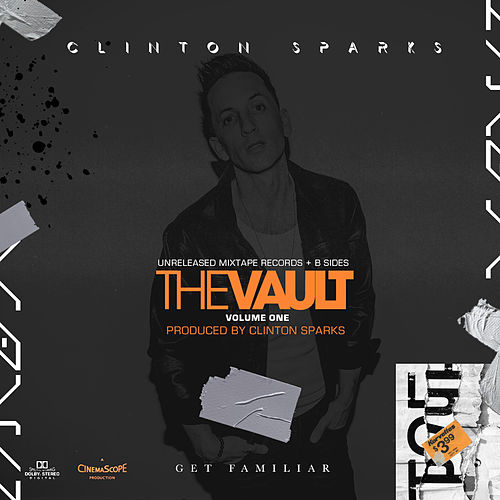 The Vault Vol. 1 by Clinton Sparks
