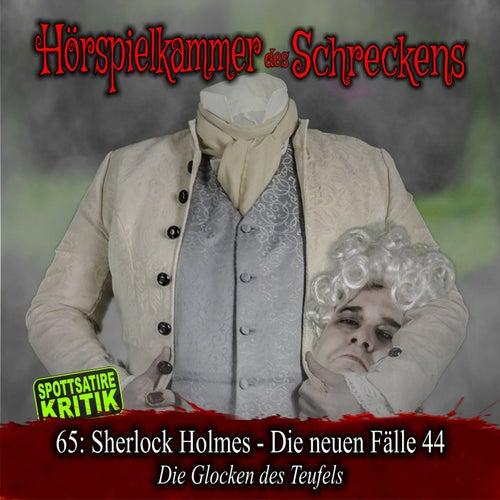 Folge 65: Sherlock Holmes - Die neuen Fälle 44 - Die Glocken des Teufels (Spottsatire-Kritik) von Hörspielkammer des Schreckens