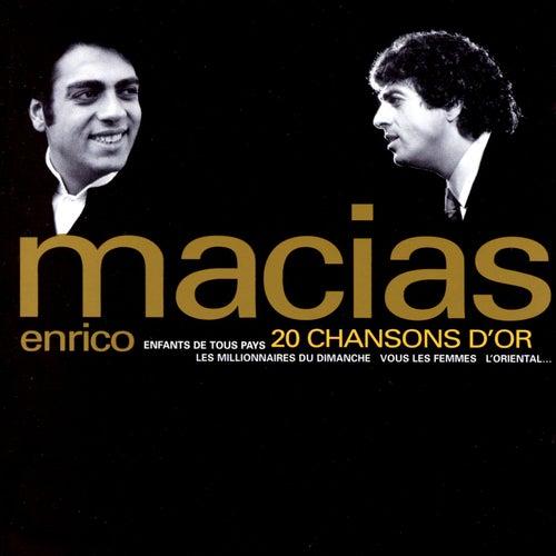 20 Chansons D'or de Enrico Macias