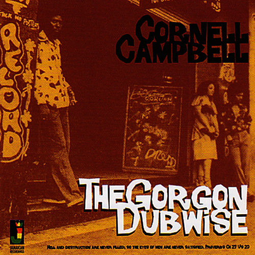 Cornell Campbell The Gorgon Dubwise de Cornell Campbell
