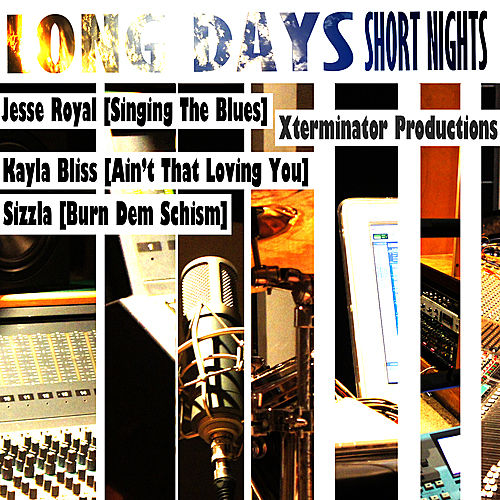 Xterminator Production's Long Days Short Nights von Various Artists