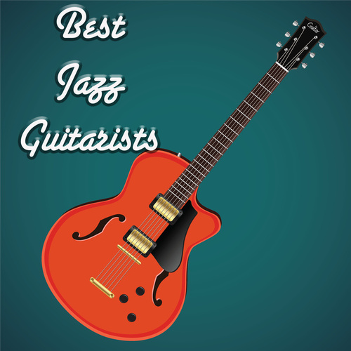 Best Jazz Guitarists von Various Artists