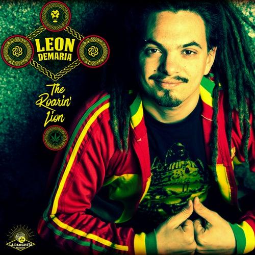 The Roarin' Lion by Leon Demaria