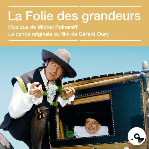 La folie des grandeurs (Bande originale du film) de Michel Polnareff