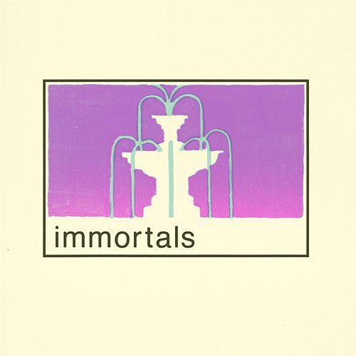 Immortals by Gabe Goodman