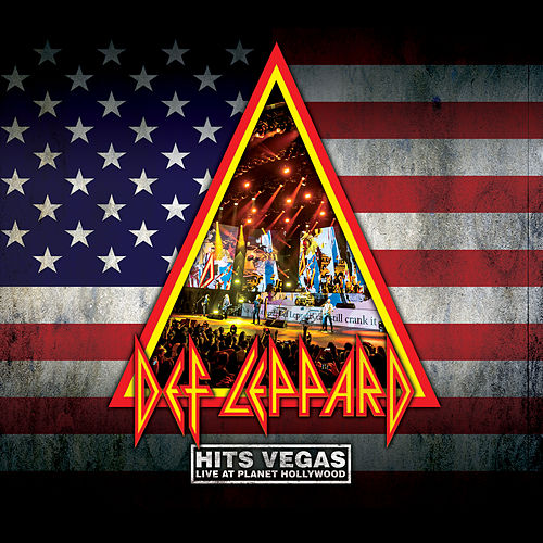 Hits Vegas (Live) by Def Leppard