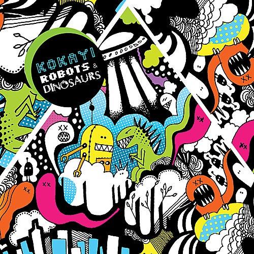Robots & Dinosaurs von Kokayi