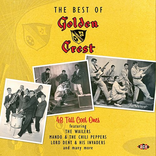 The Best Of Golden Crest by Various Artists