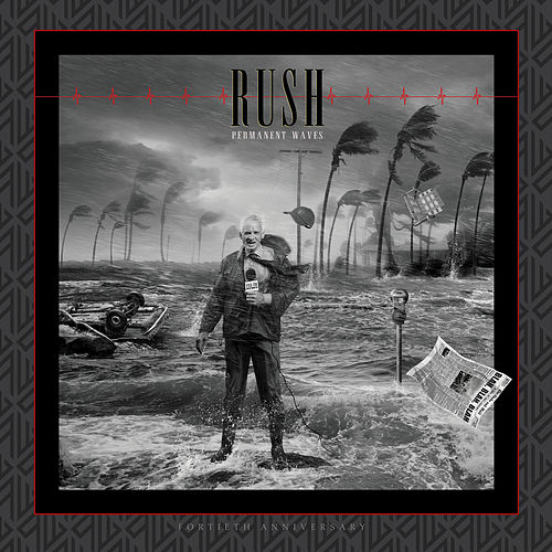 Permanent Waves (40th Anniversary) de Rush
