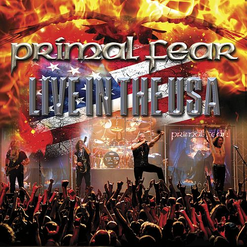 Live In the USA by Primal Fear