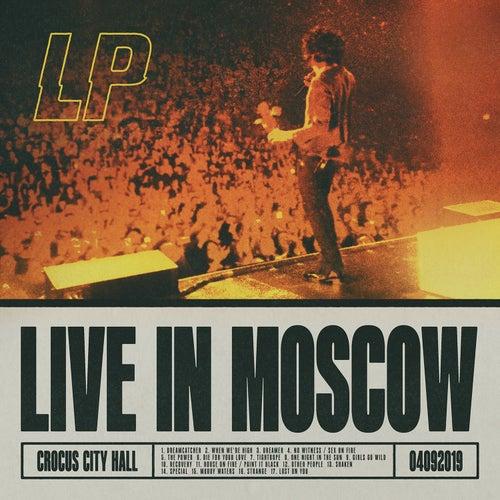 Live in Moscow de LP
