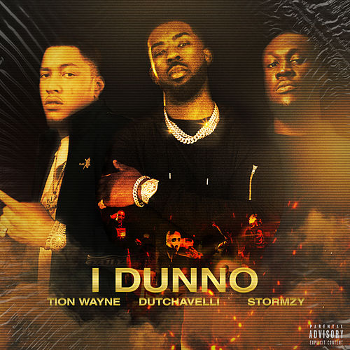 I Dunno (feat. Dutchavelli & Stormzy) de Tion Wayne