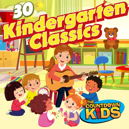 30 Kindergarten Classics de The Countdown Kids