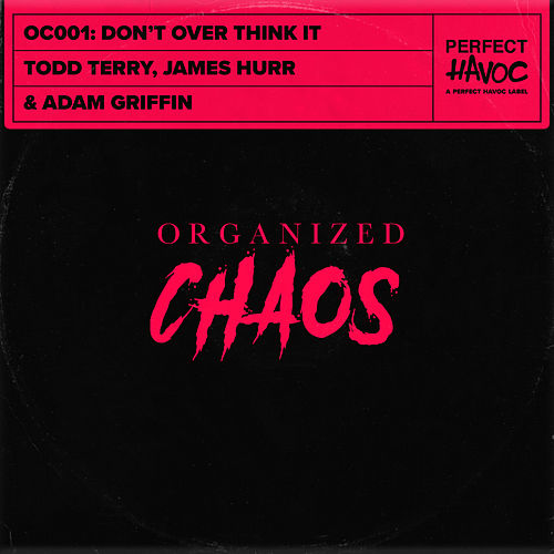 Don't Over Think It de Todd Terry