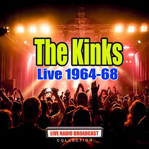 Live 1964-68 (Live) by The Kinks