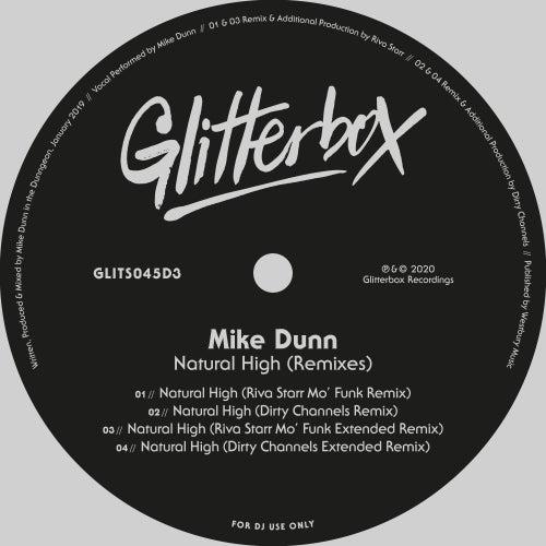 Natural High (Remixes) von Mike Dunn