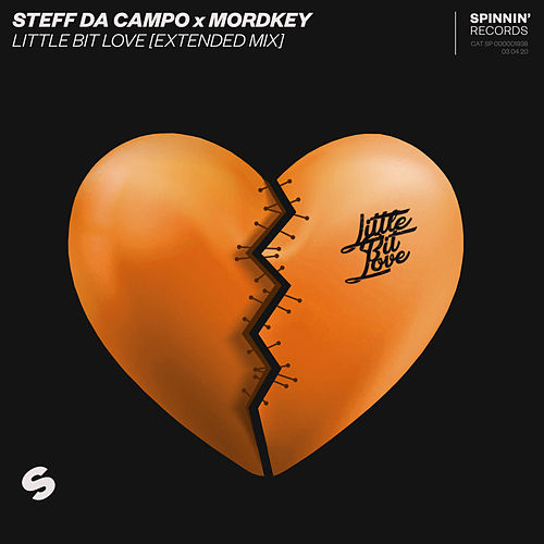Little Bit Love (Extended Mix) by Steff Da Campo