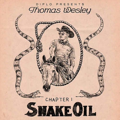 Diplo Presents Thomas Wesley Chapter 1: Snake Oil fra Diplo