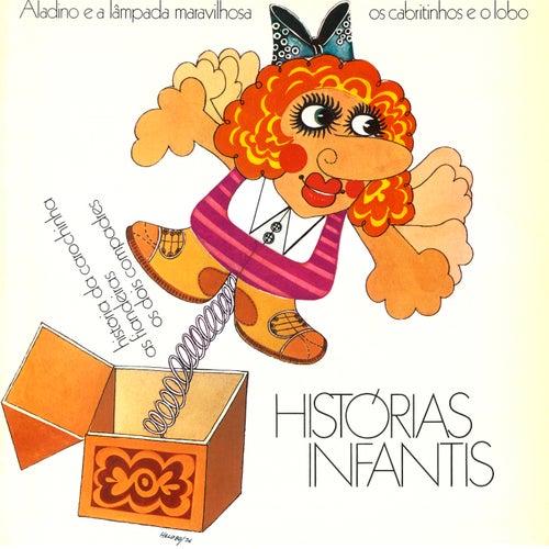 Histórias Infantis (Direcção artística de Ricardo Alberty) de Vários Artistas