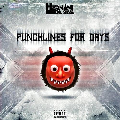 Punchlines for Days de Hernani